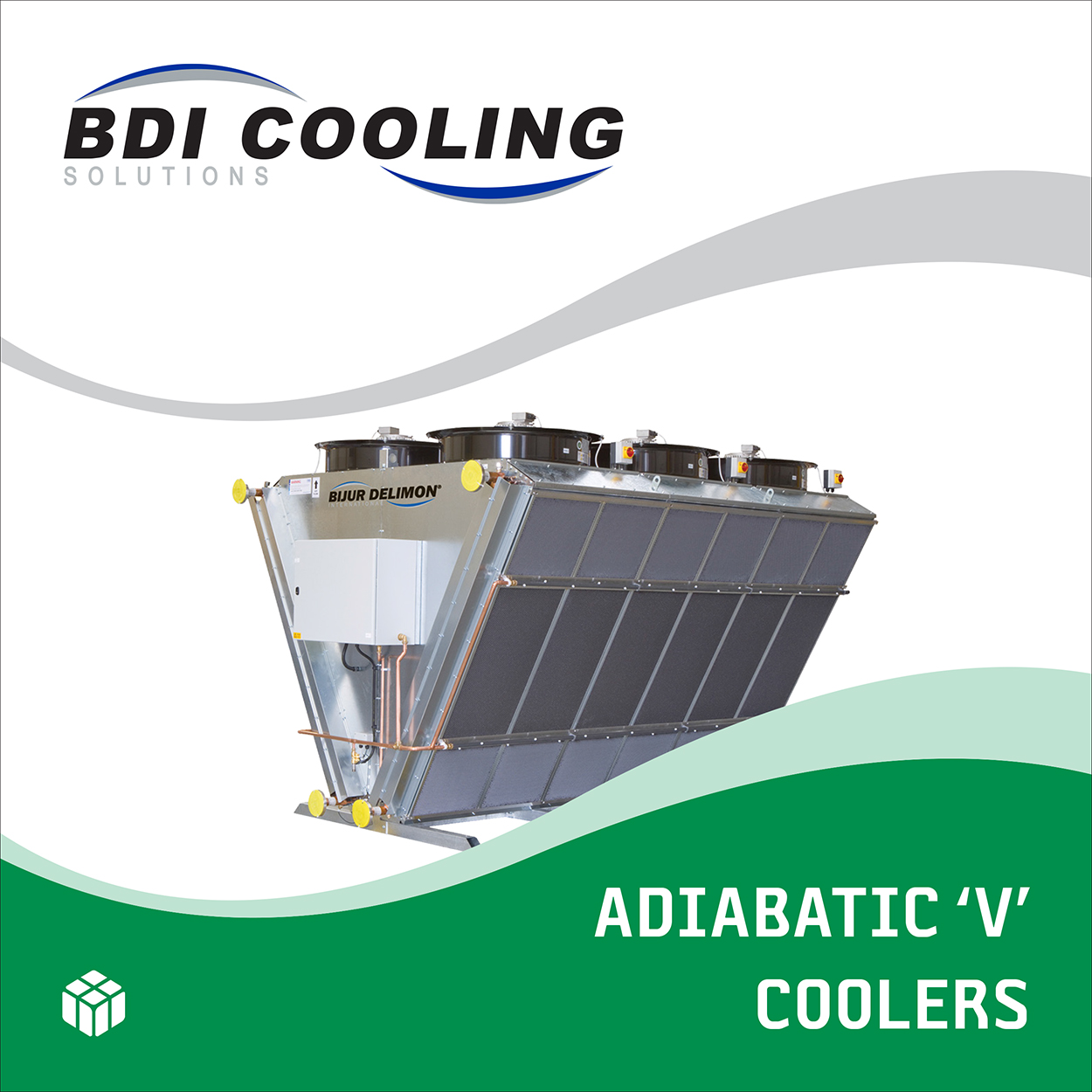 Adiabatic V Coolers