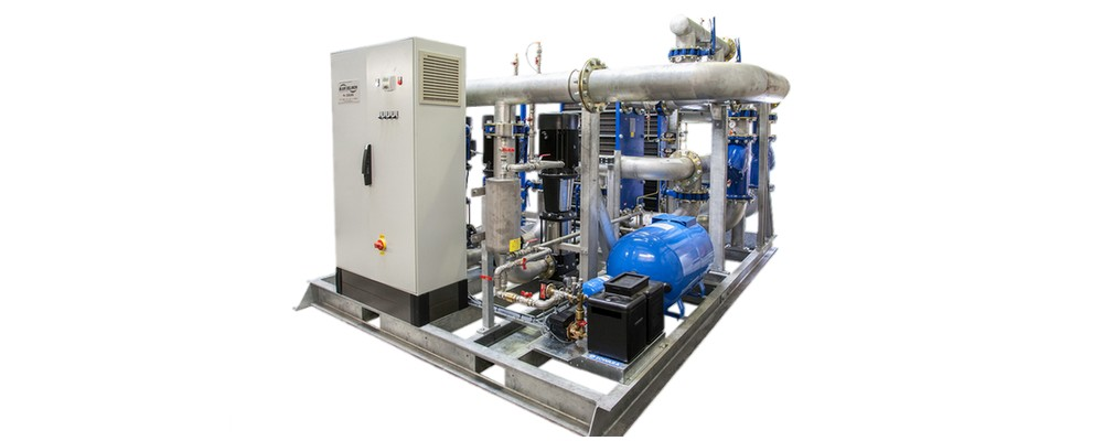 BDiC Hydronic Packages